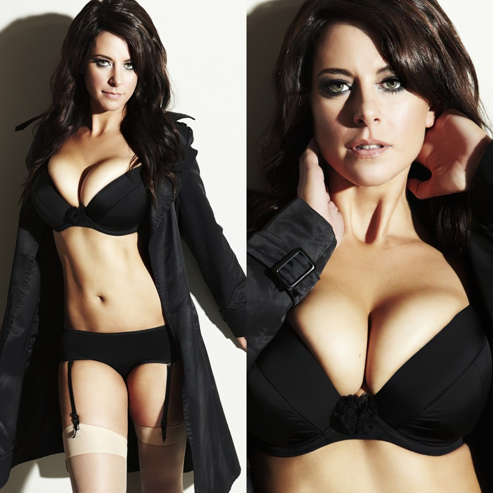 Belinda Stewart Wilson sexy boobs