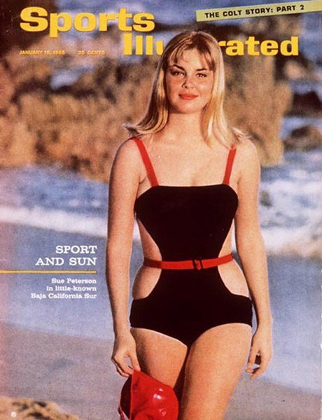 Sports Illustrated Swimsuit 1965