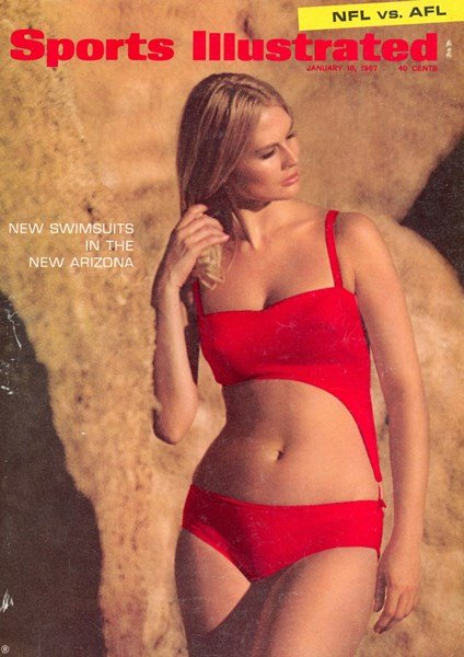 Sports Illustrated Swimsuit 1967