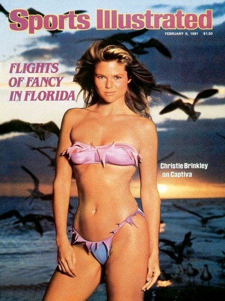 Sports Illustrated Swimsuit 1981
