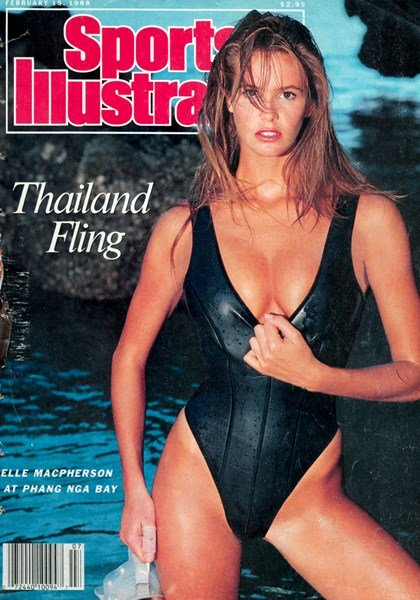 Sports Illustrated Swimsuit 1988