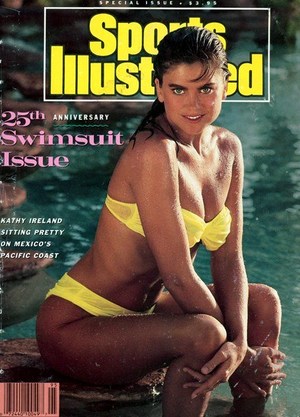 Sports Illustrated Swimsuit 1989