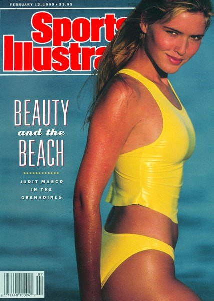 Sports Illustrated Swimsuit 1990
