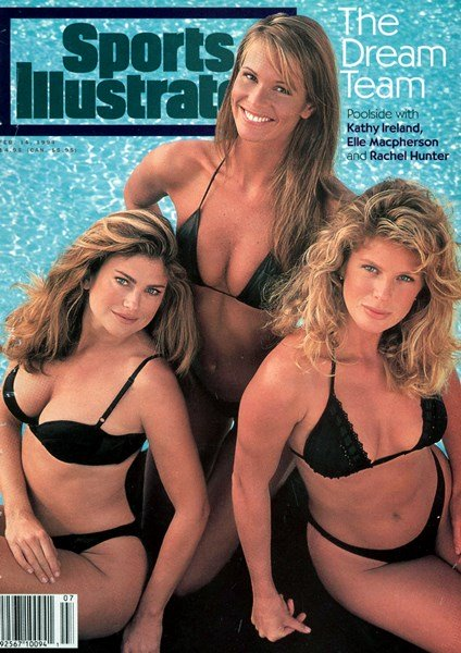 Sports Illustrated Swimsuit 1994